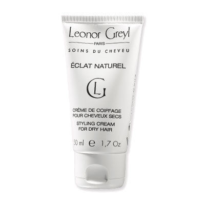 7 Ways to Fight Frizz - Leonor Greyl Eclat Naturel styling cream - Damaged Hair - Beauty Tips