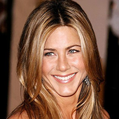 Јеннифер Aniston, Best Hair Color in Hollywood