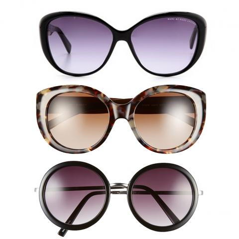 Марц by Marc Jacobs, Tory Burch and BP. Sunglasses
