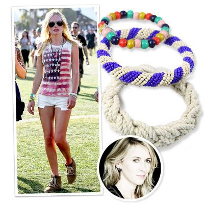 Кате Bosworth - Cher Coulter - JewelMint - Summer Accessories