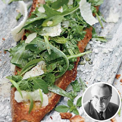 آلان Ducasse - Herb Tartines - Summer Entertaining