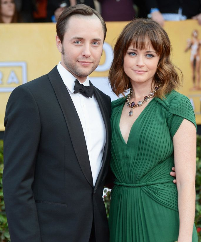 فنسنت Kartheiser and Alexis Bledel