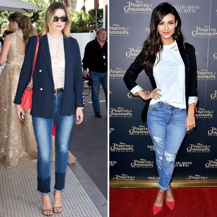 Спорт a Jacket Over Jeans