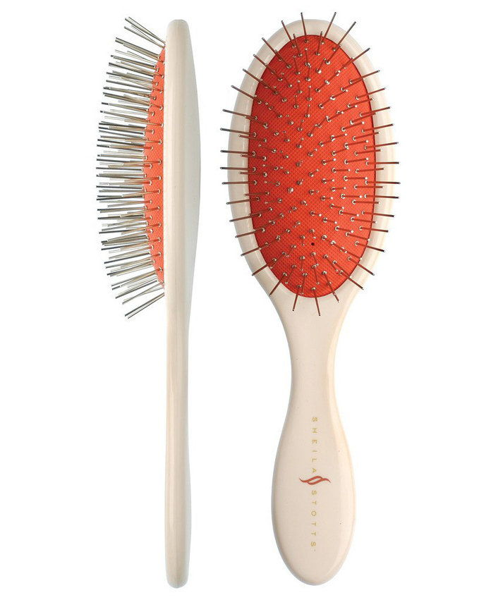 شيلا Stotts Hairbrush