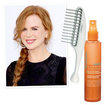 نيكول Kidman - Play and Protect - Surfer Girl Hair and Makeup Secrets