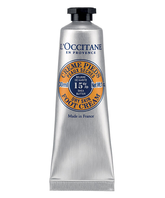 Л'Occitane Shea Butter Foot Cream