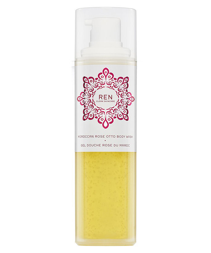 Рен Moroccan Rose Otto Body Wash