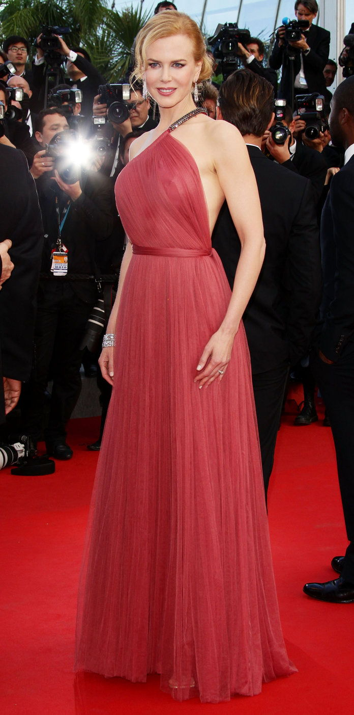 في Lanvin at the Cannes Film Festival (2012)