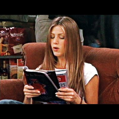 15 Years of InStyle - InStyle on TV - Friends - Jennifer Aniston