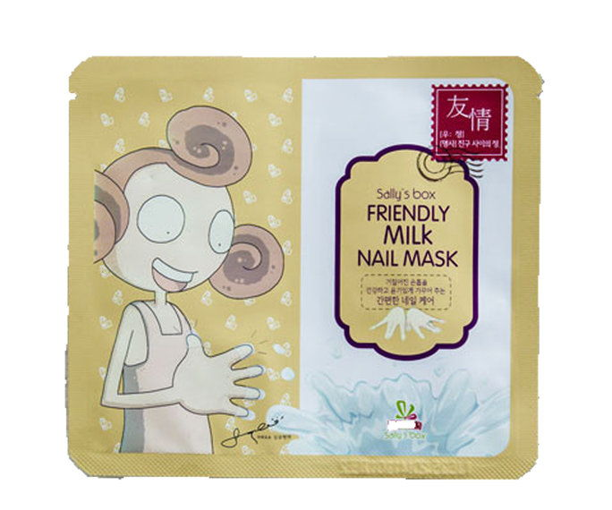Салли's Box Friendly Milk Nail Mask