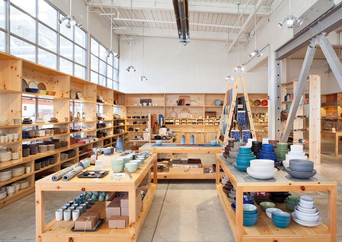 Пустара Ceramics Is a Must-Stop for Decor in San Francisco
