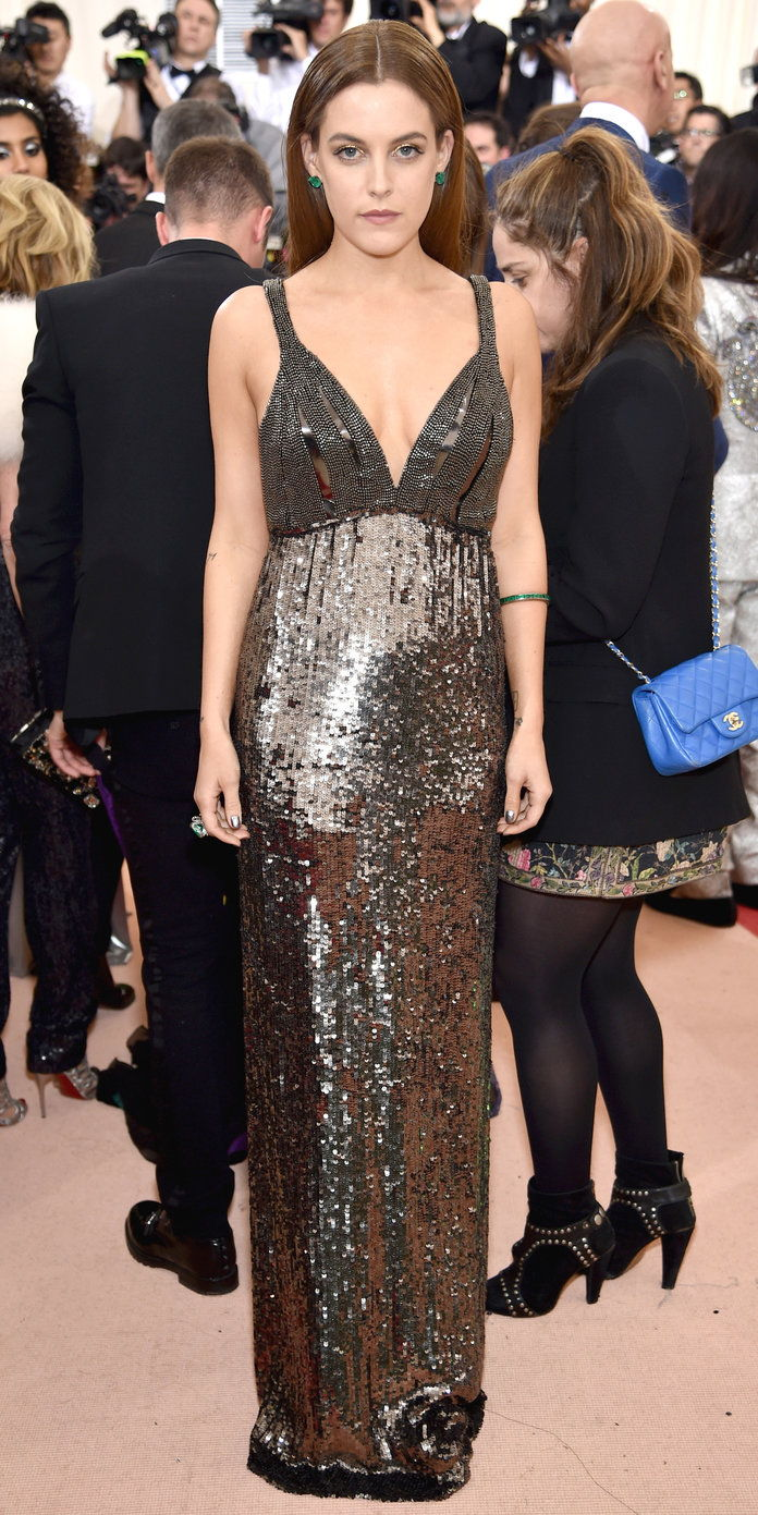 في Diane von Furstenberg at the 2016 Met Gala