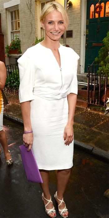 كاميرون Diaz in Stella McCartney