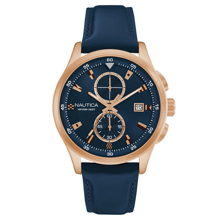 РОИАЛ BLUE AND ROSE GOLD