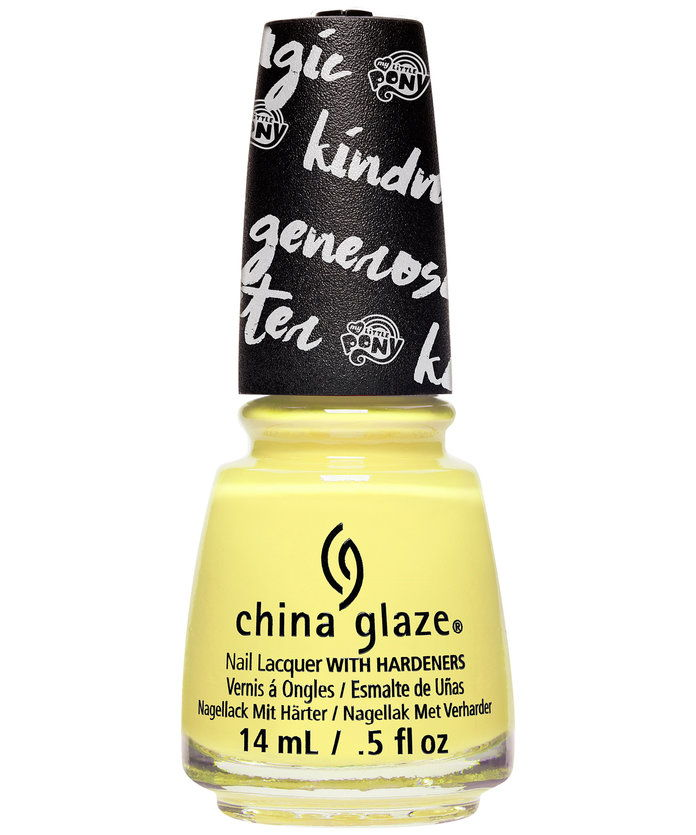 لي Little Pony x China Glaze - 11