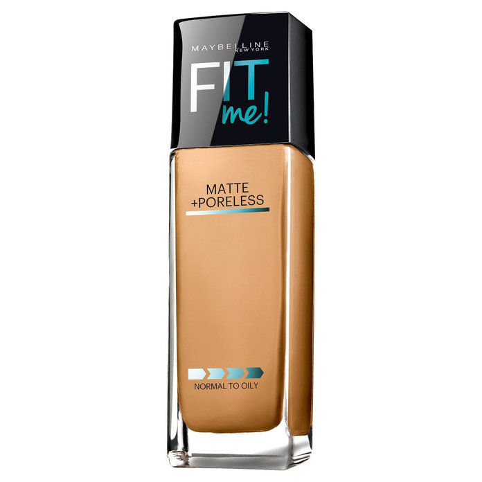 مايبيلين FIT ME! Matte + Poreless Foundation