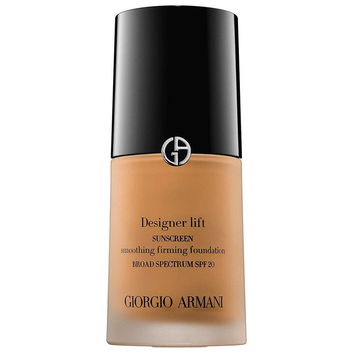 GIORGIO ARMANI BEAUTY Designer Lift Smoothing Firming Foundation SPF 20