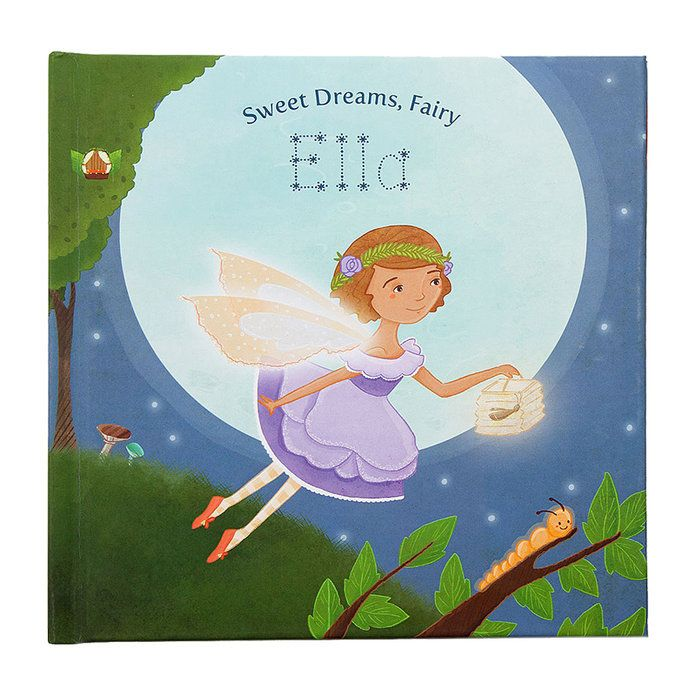 Мало Girl's Personalized Garden Fairy Book