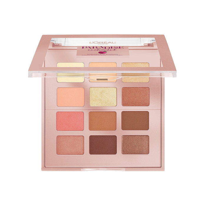 L'Oréal Paris Paradise Enchanted Scented Eyeshadow Palette