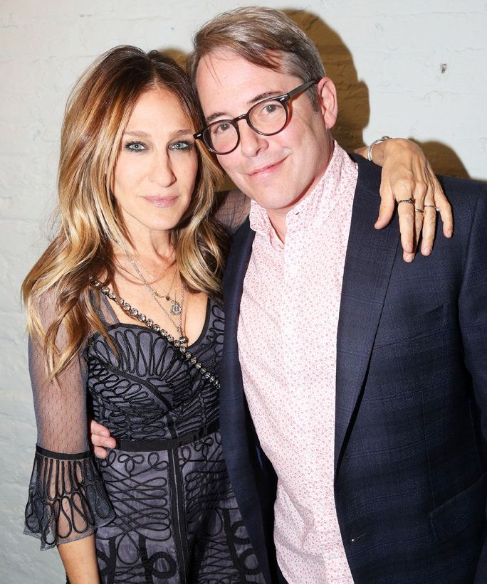Сарах Jessica Parker and Matthew Broderick