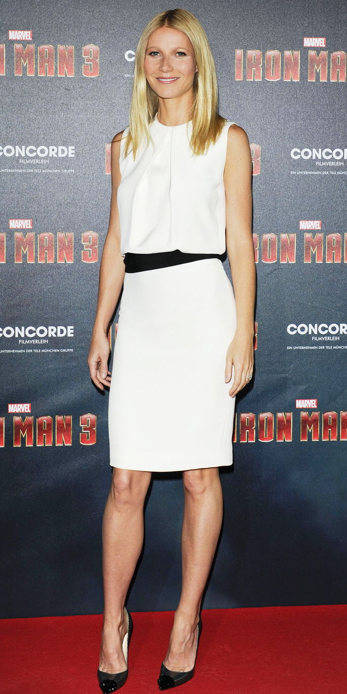 'Iron Man 3' Germany Photocall