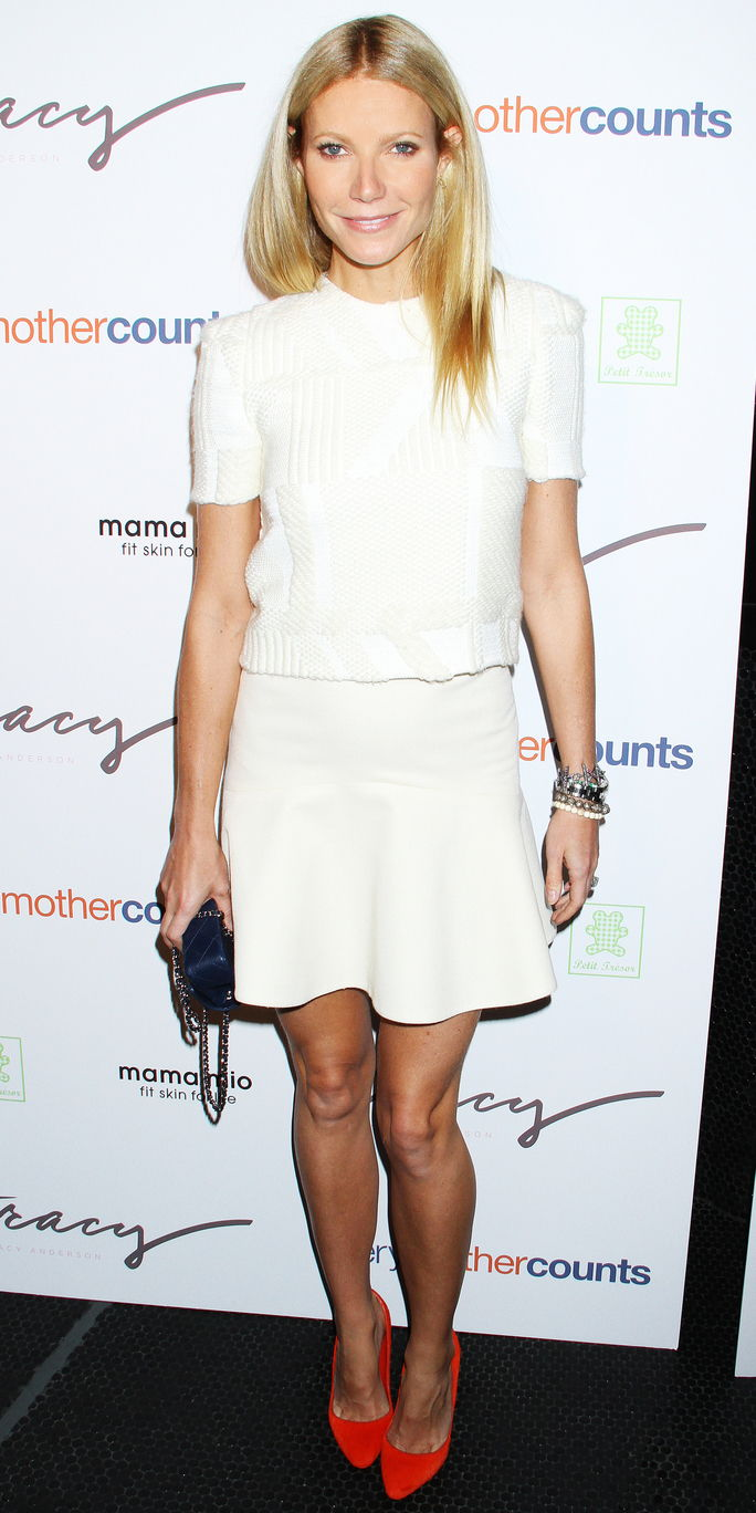 Тхе Tracy Anderson Method Pregnancy Project Launch