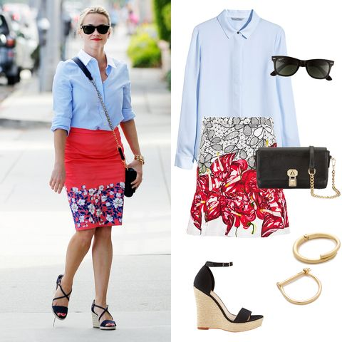 Позната личност Inspired July Fourth Outfits - Embed - 4