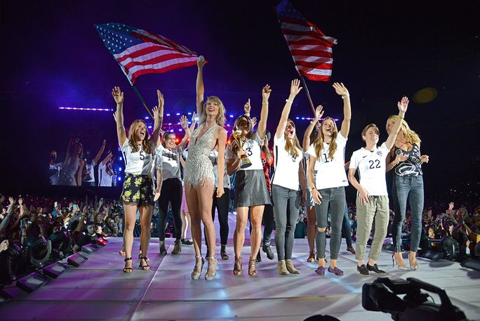 Таилор Swift The 1989 World Tour Live In New Jersey - Night 1