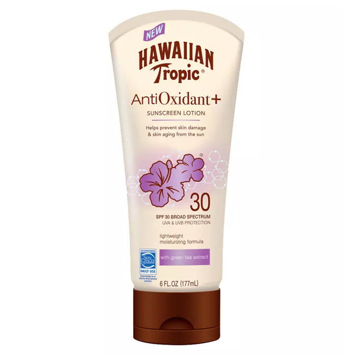 هاواي Tropic Antioxidant+ Sunscreen Lotion SPF 30