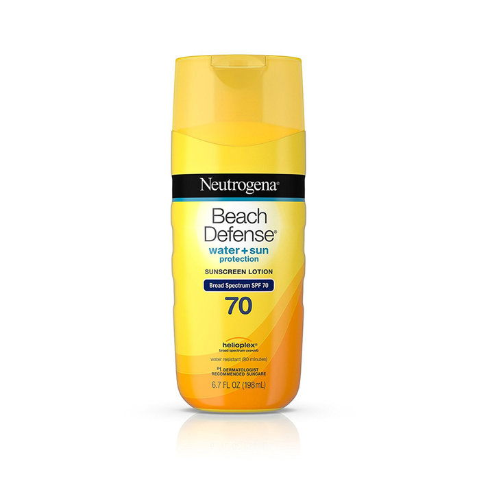 نيوتروجينا Beach Defense Sunscreen SPF 70