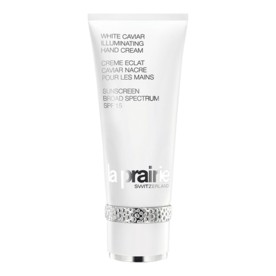 لا Prairie White Caviar Illuminating Hand Cream Broad Spectrum SPF 15