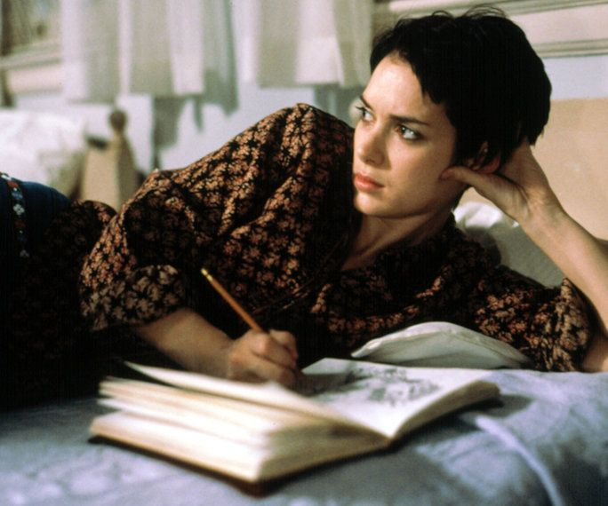 Винона Ryder in Girl, Interrupted