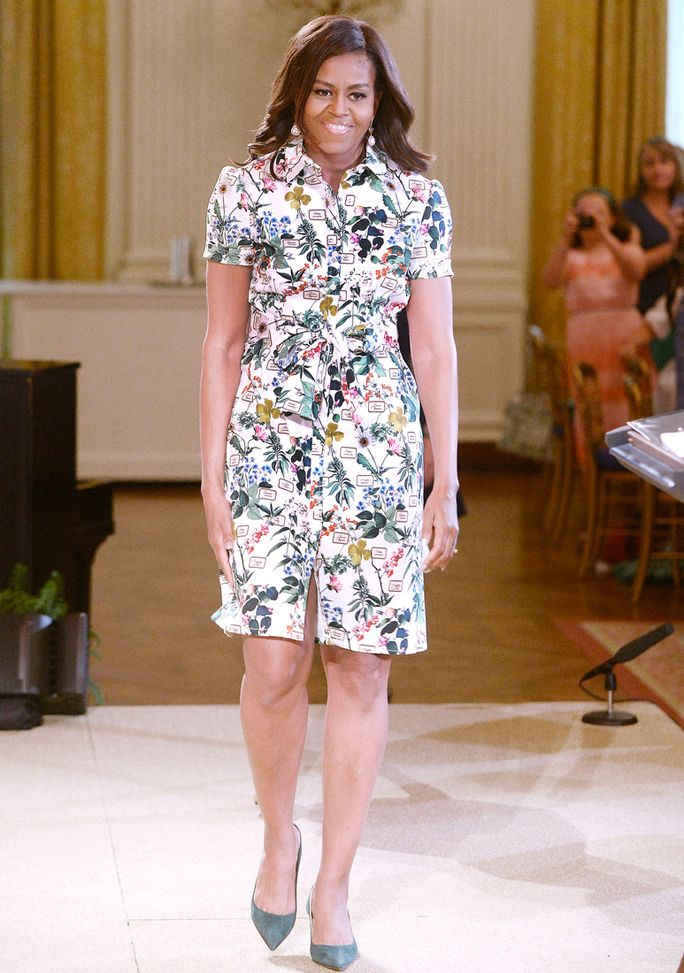 Први lady Michelle Obama hosts annual Kids State Dinner - DC