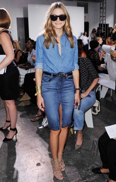 Ноноо - Front Row - Mercedes-Benz Fashion Week Spring 2015