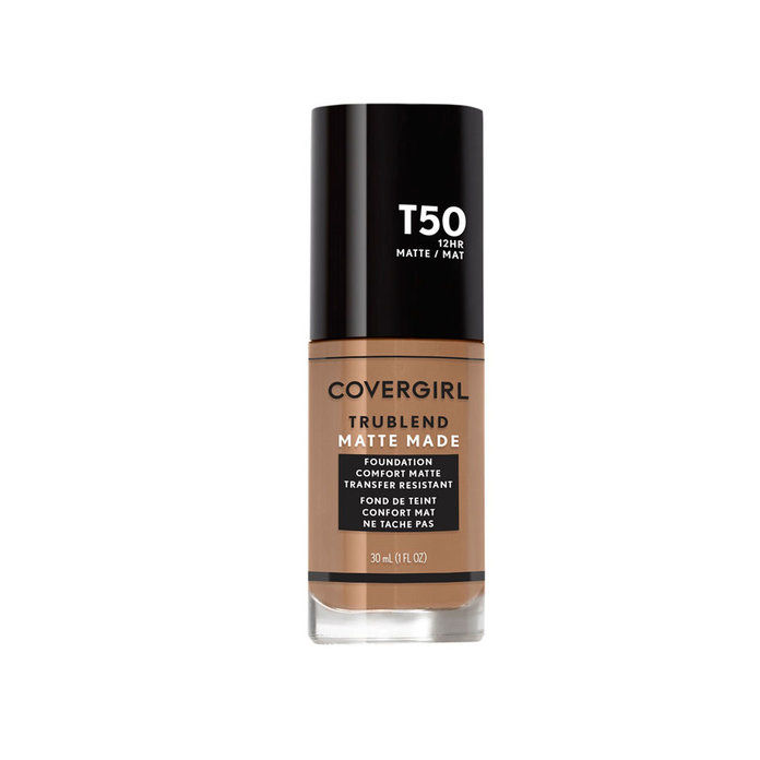فتاة الغلاف TruBlend Matte Made Liquid Foundation