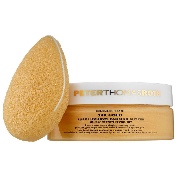 Петер Thomas Roth 24K Gold Pure Luxury Cleansing Butter
