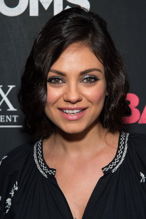 الجديد YORK, NY - JULY 18: Actress Mila Kunis attends the