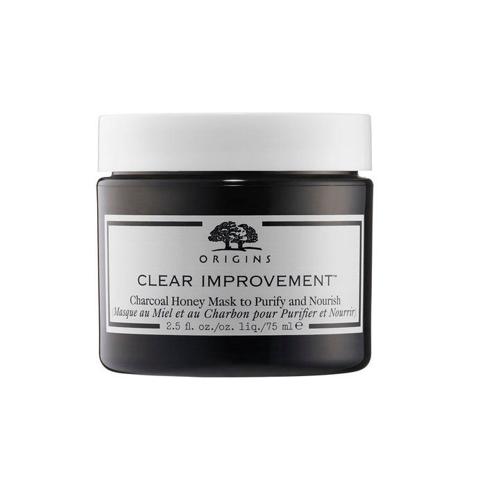 Порекло Clear Improvement Charcoal Honey Mask to Purify and Nourish