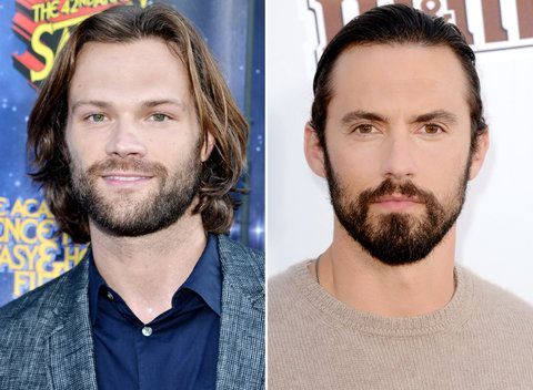 Јаред Padalecki and Milo Ventimiglia