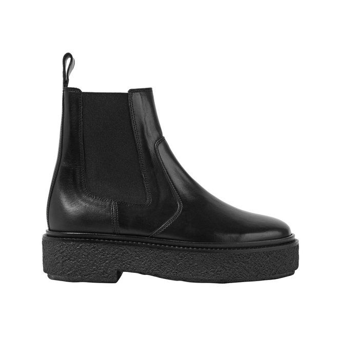 Целтон leather Chelsea boots