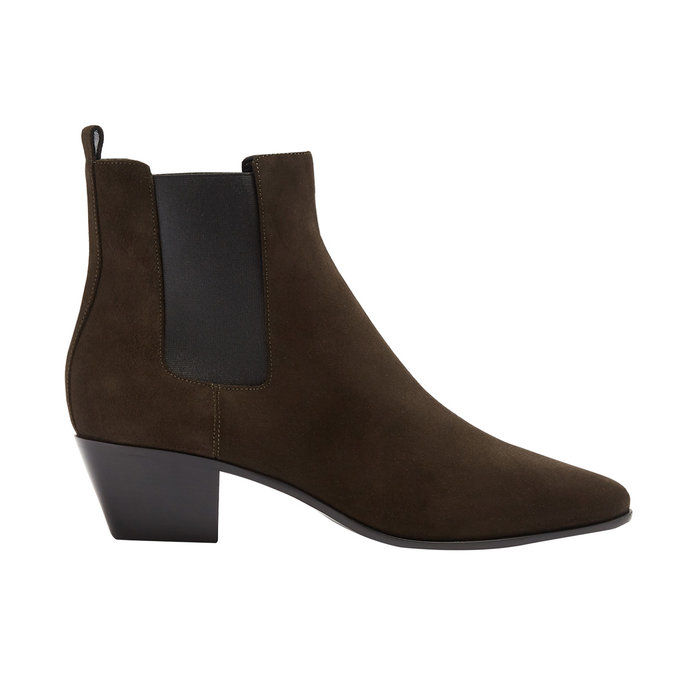 Роцк Suede Chelsea Boot
