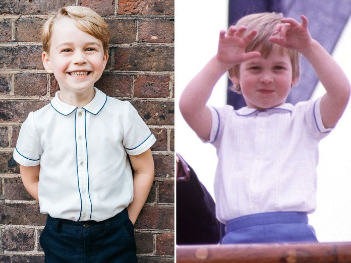 أمير William Prince George Match