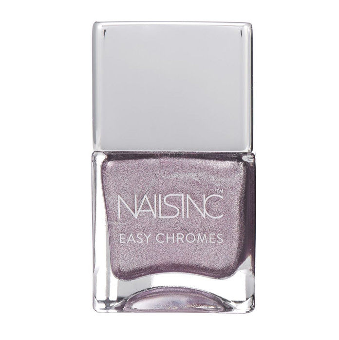 الأظافر Inc Easy Chrome Nail Polish In Metal-Morphosis