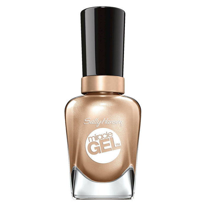 سالي Hansen Miracle Gel Nail Polish In Game Of Chromes