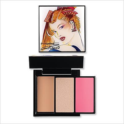 МАЦ Antonio Lopez - Face Palette in Pink