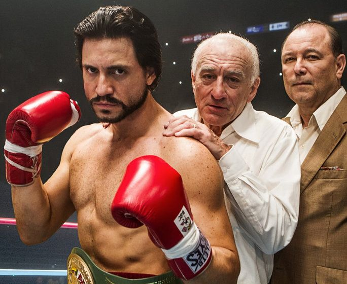 Филмови to Watch in August - Hands of Stone