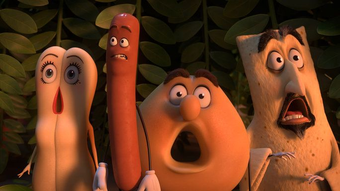 Филмови to Watch in August - Sausage Party