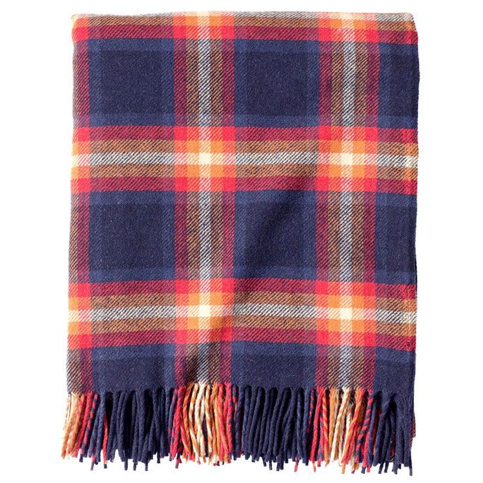 كبير Canyon Lambswool Throw