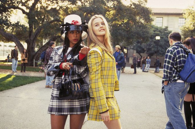 جاهل، Stacey Dash, Alicia Silverstone, 1995, (c) Paramount/courtesy Everett Collection
