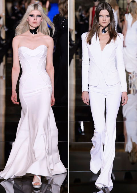 Јеннифер Aniston Wedding Dress - Versace